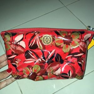 2 New with Tags, Tory Burch pouches.